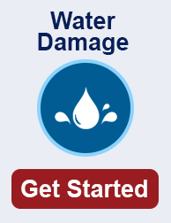 water damage cleanup in Naples TN